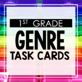 Genre First Grade Toothy® Task Kits