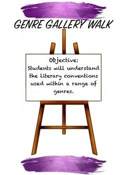 Genre Gallery Walk