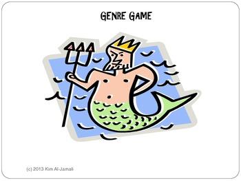 Genre Game #1