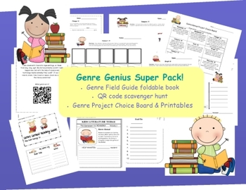 Genre Genius Super Pack!