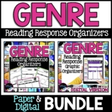 Genre Graphic Organizers for Reader Response: Digital and