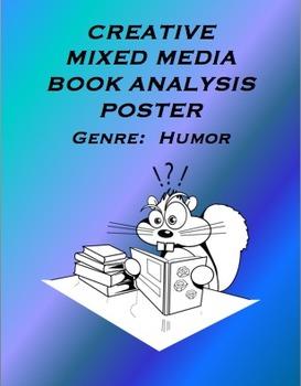 Genre: Humor / Creative Hands-On Mixed Media Poster Activi