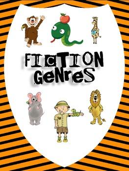 Genre Jungle Library Guide FREEBIE