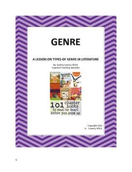 How to Teach Genre