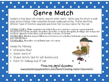 Genre Match