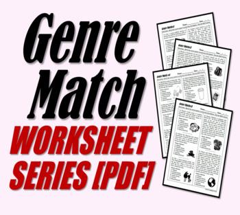 Genre Match (Genre Review Worksheets)