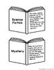 Genre Matching - File Folder Activity