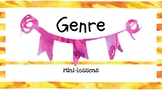 Genre Mini-Lessons