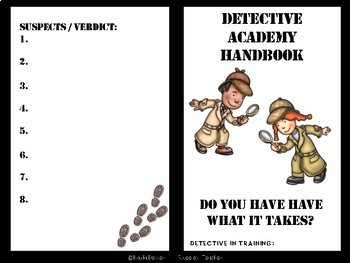 Genre Mix-Up Mystery and Detective Academy