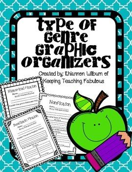 Genre Organizers