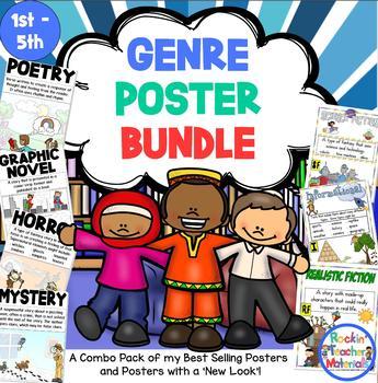 Genre Poster Bundle