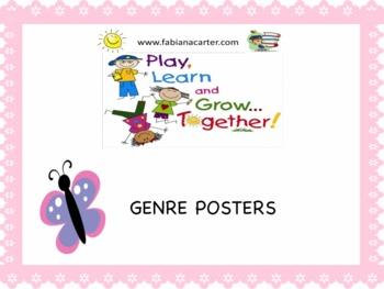 Genre Poster Cards