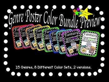 Genre Poster Color Bundle (Polka Dot)