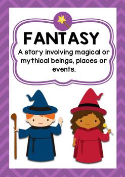 Genre Poster - Fantasy