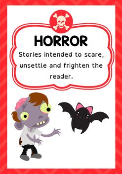 Genre Poster - Horror