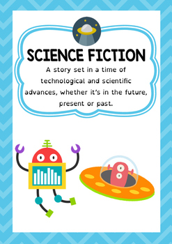 Genre Poster - Science Fiction