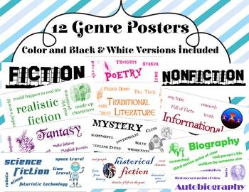 Genre Posters