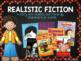 Reading Genre Posters: Chalkboard Themed