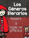 Los Géneros Literarios - Spanish Reading Genre