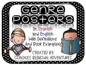Genre Posters BILINGUAL