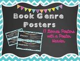 Genre Posters--Chalkboard Bright