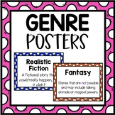 Genre Posters ~ Chevron theme