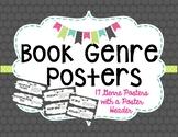 Genre Posters--Gray Polka Dot