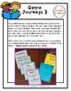 Genre Posters: Journeys Grade 3