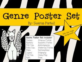 Genre Posters: Jungle Backgrounds