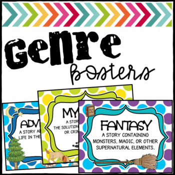 Genre Posters-