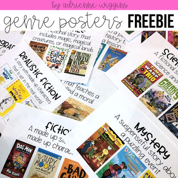 Genre Posters FREE