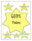 Genre Posters-  Teaching Genres Made Easy!