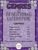 Genre Posters: Traditional Literature Bulletin Board