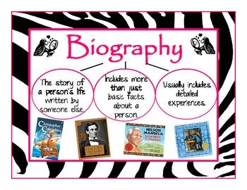 Genre Posters: Zebra Theme