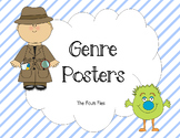 Genre Posters and Signs