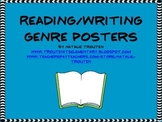 Genre Posters (bright colors)