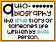 Genre Posters for Upper Elementary