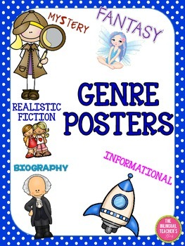 Genre Posters in English
