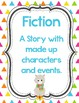 Genre Posters with Cute Llama or Alpaca Theme