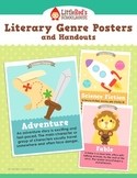 Genre Posters with Handouts