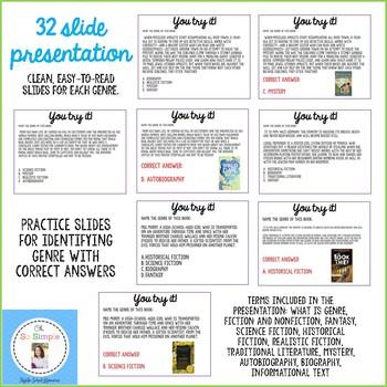Genre Presentation and Notes