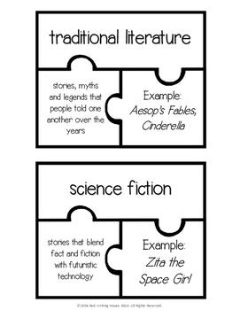 Genre Puzzles