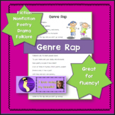 Genre Rap Great for National Poetry Month and Literacy