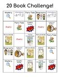 Genre Reading Challenge
