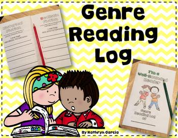 Genre Reading Log
