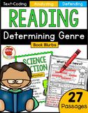 Genre Reading Passages