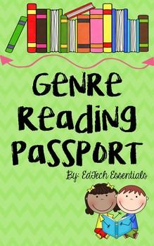 Genre Reading Passport