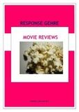 Genre - Responding to Text - Movie Reviews