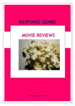 Genre - Responding to Text - Movie Reviews
