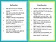 Genre Review QR Codes - Classroom or Elementary Media Cent
